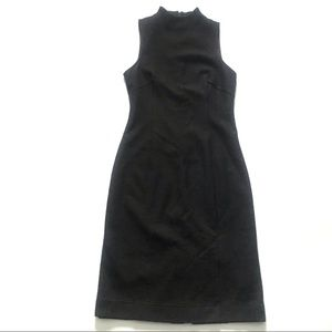 Banana Republic Stand Collar Sheath Dress